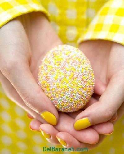 مدل تخم مرغ رنگی نوروز 96 (28)