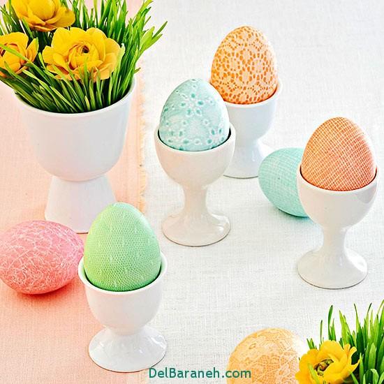 مدل تخم مرغ رنگی نوروز 96 (32)