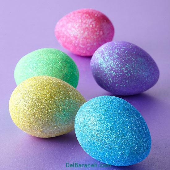 مدل تخم مرغ رنگی نوروز 96 (36)
