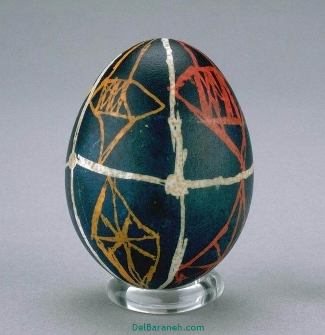 مدل تخم مرغ رنگی نوروز 96 (41)