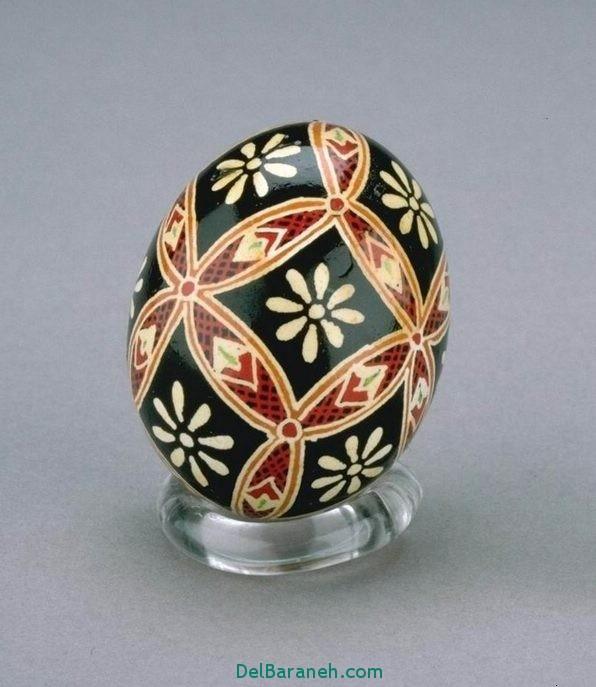 مدل تخم مرغ رنگی نوروز 96 (46)