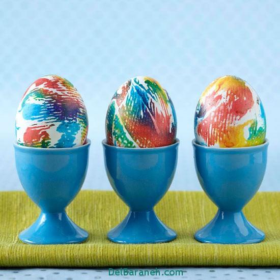 مدل تخم مرغ رنگی نوروز 96 (49)