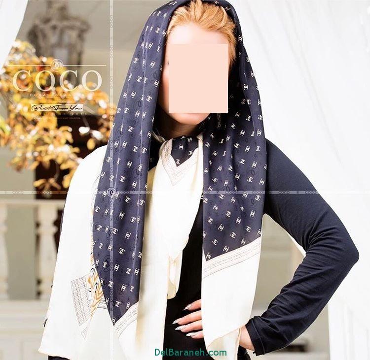 مدل شال و روسری دخترانه و زنانه ایرانی (10)