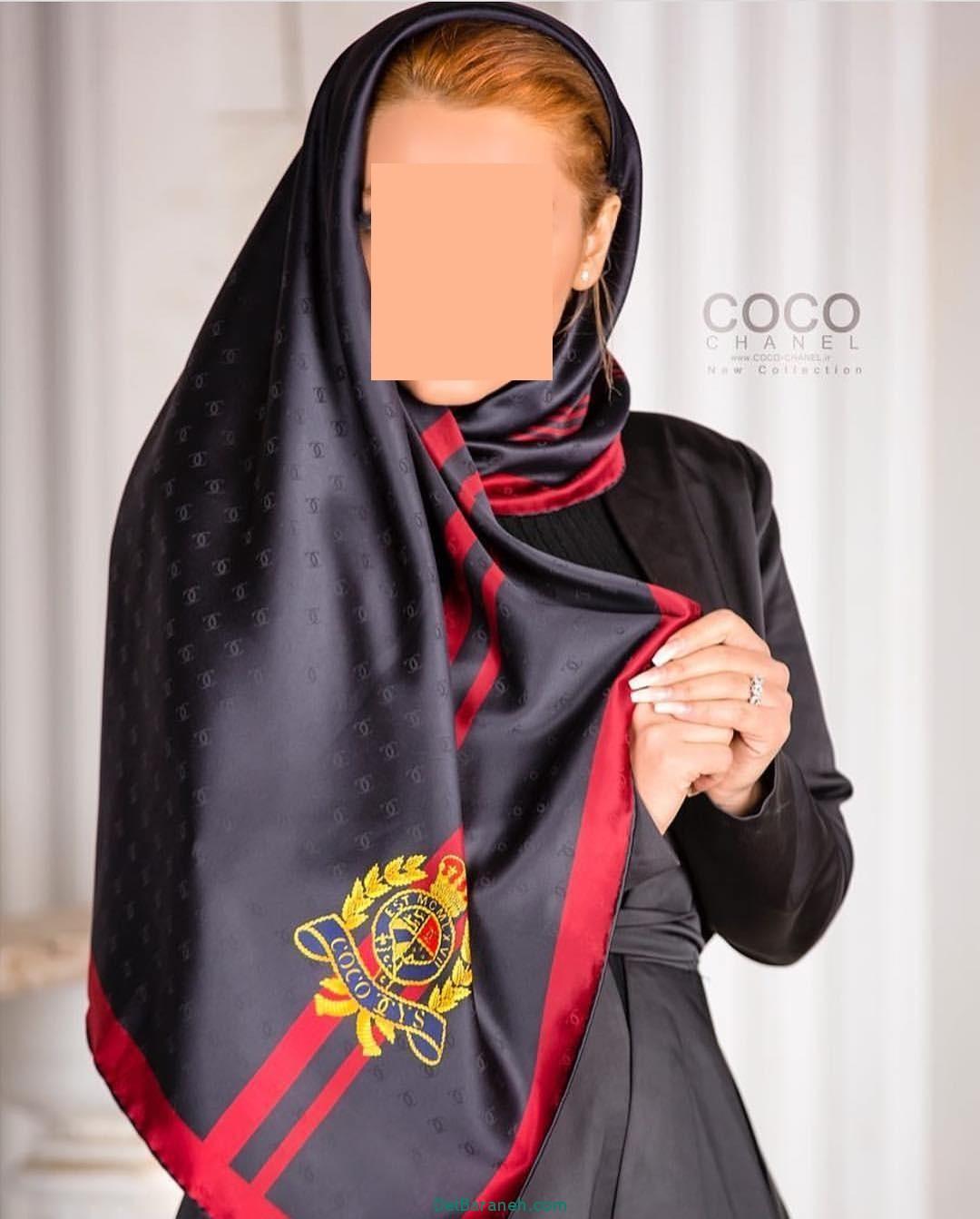 مدل شال و روسری دخترانه و زنانه ایرانی (7)