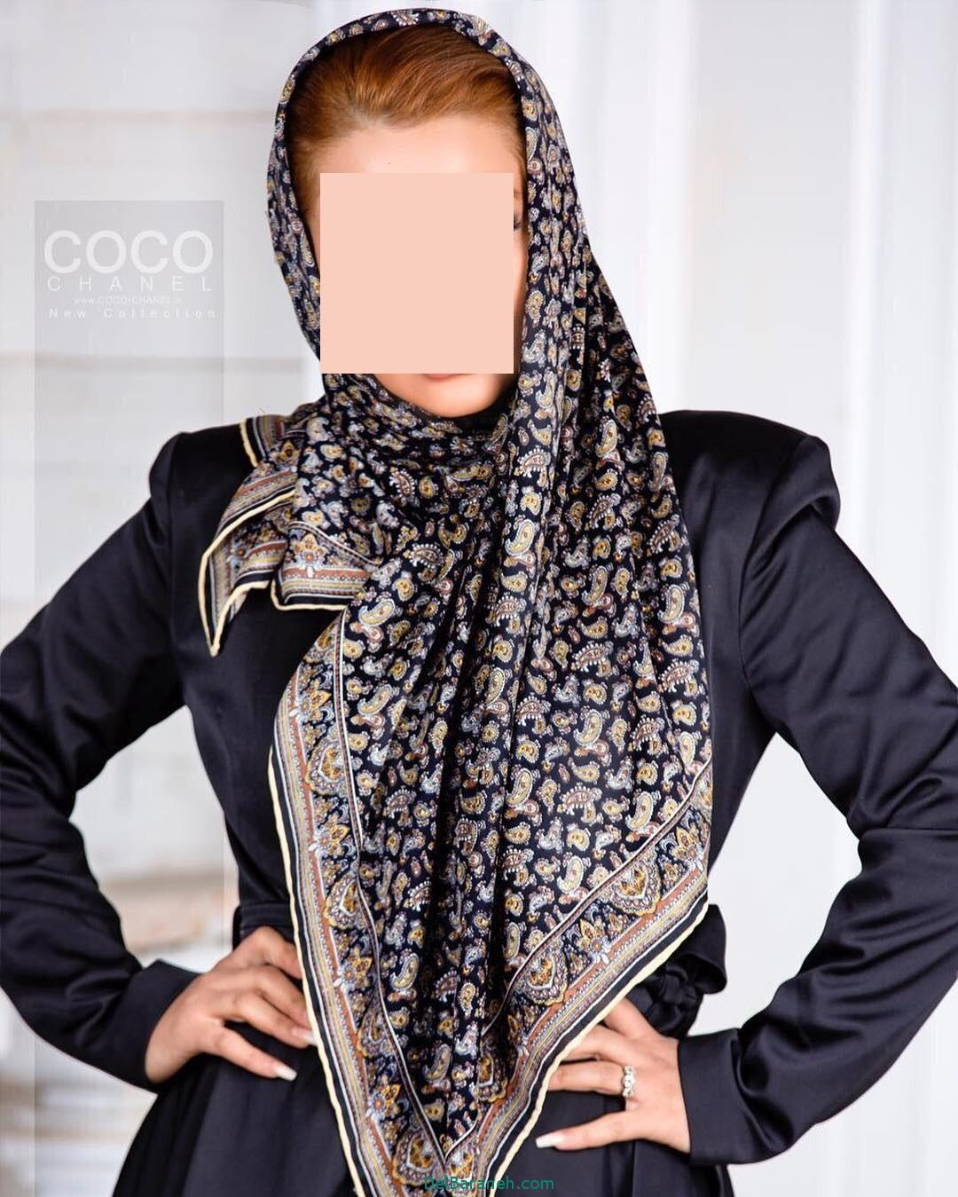 مدل شال و روسری ویژه عید نوروز