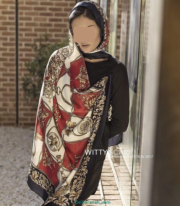 مدل شال و روسری (13)