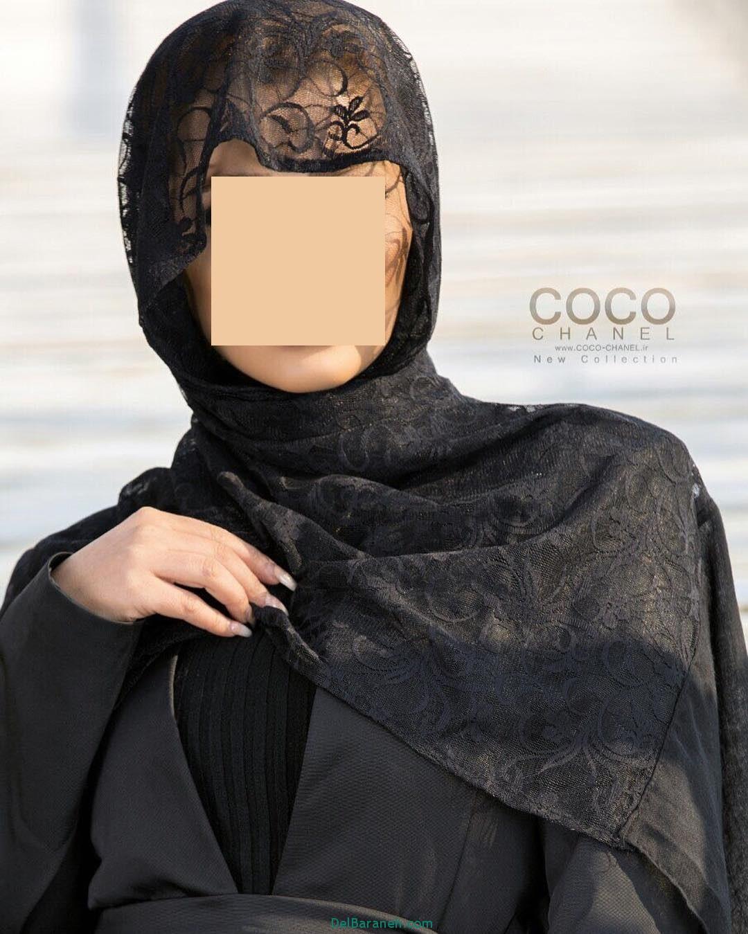 مدل شال و روسری (14)