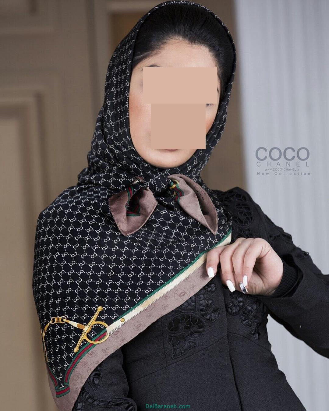 مدل شال و روسری (15)