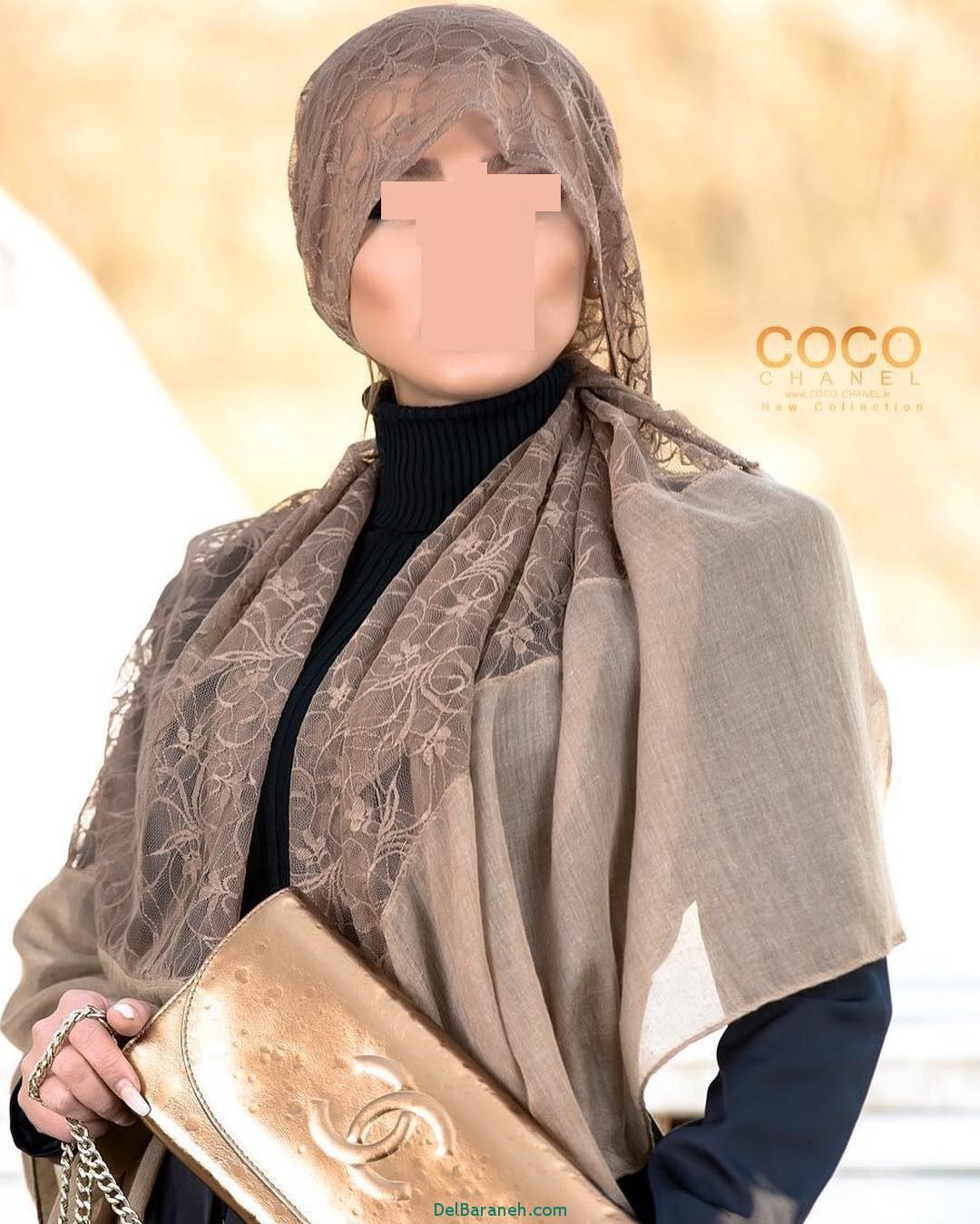 مدل شال و روسری (17)