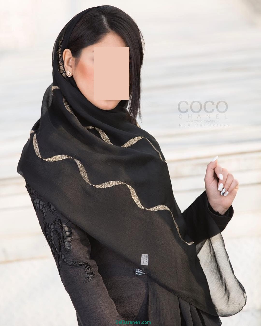 مدل شال و روسری (2)