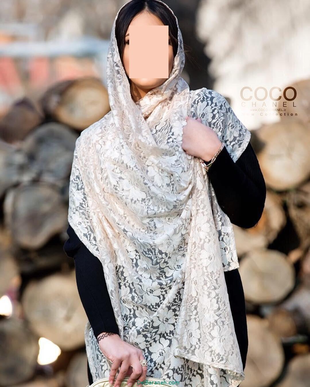 مدل شال و روسری (20)
