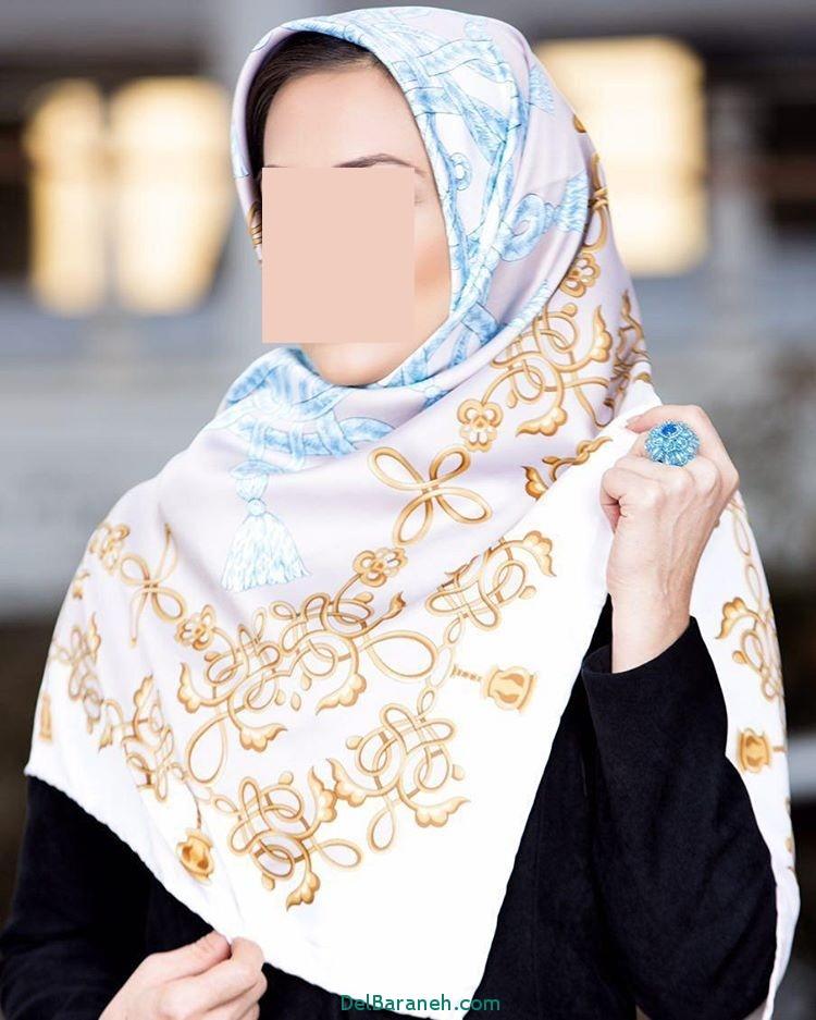 مدل شال و روسری (24)
