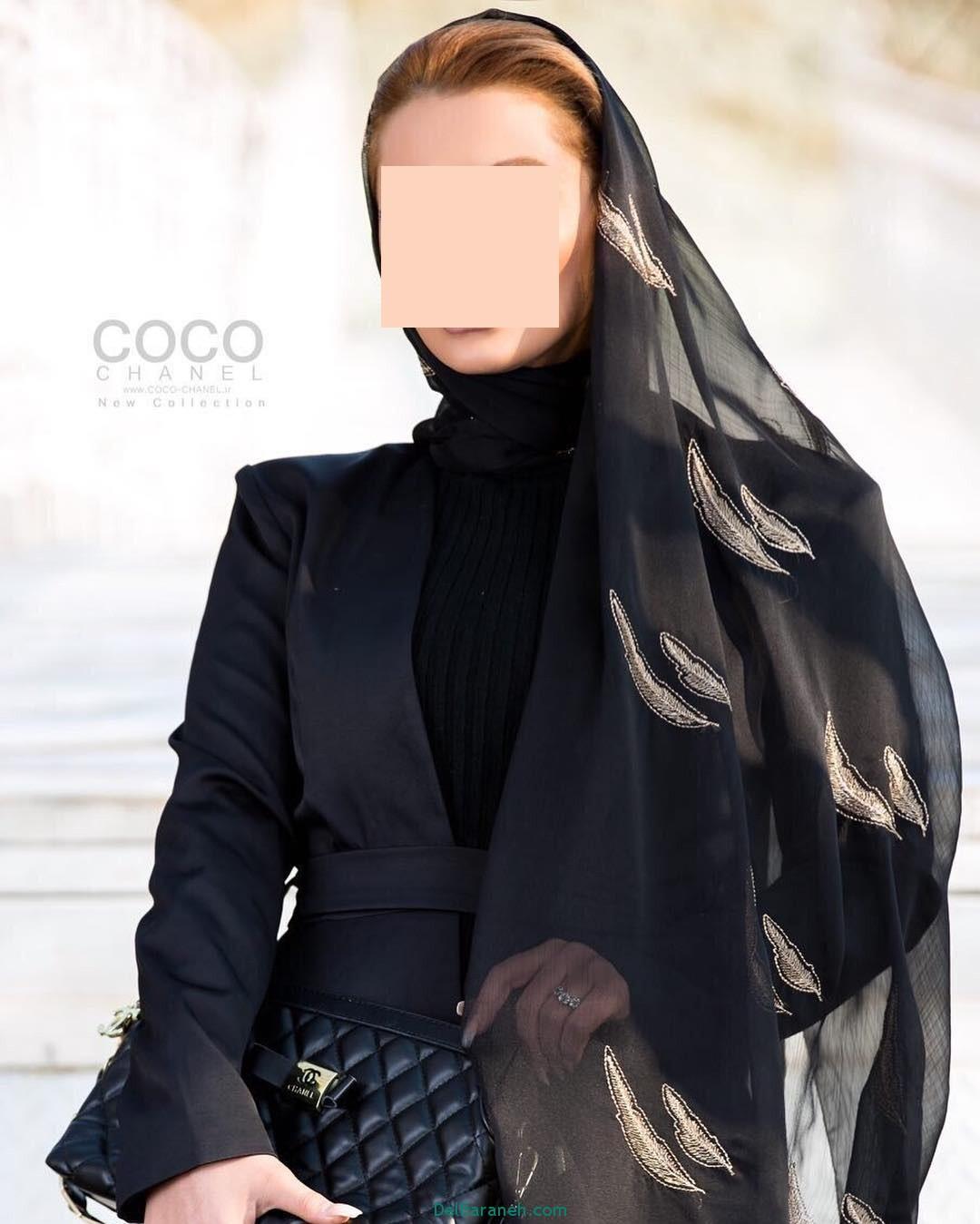 مدل شال و روسری (26)