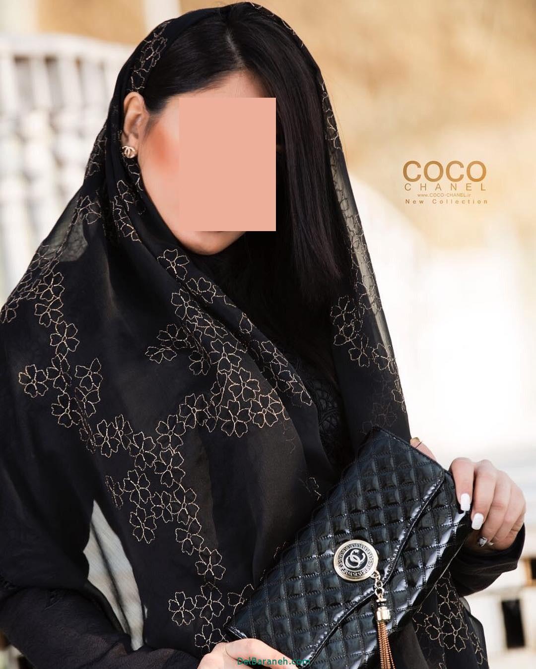 مدل شال و روسری (29)