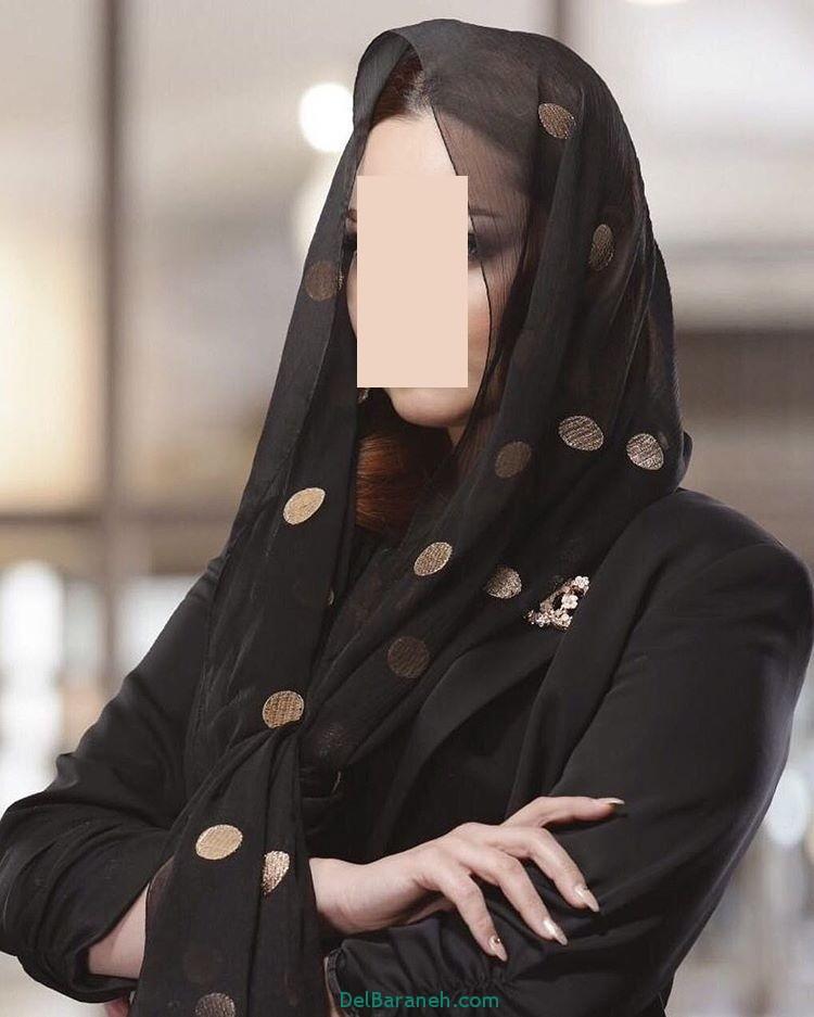 مدل شال و روسری (3)