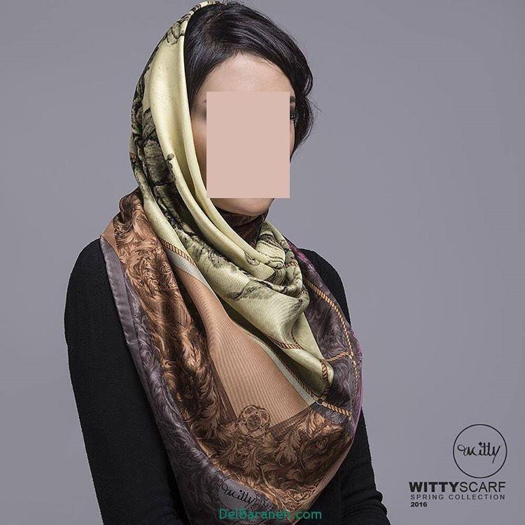 مدل شال و روسری (4)