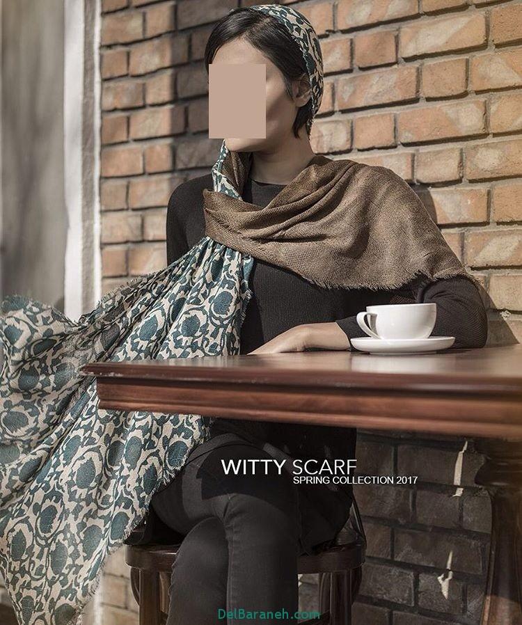 مدل شال و روسری (8)