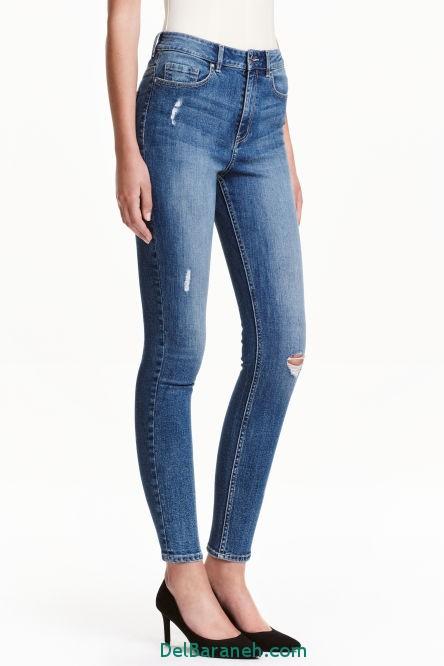 مدل شلوار جین دخترانه (4)