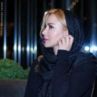 تیپ و مدل مانتو آنا نعمتی در اکران خصوصی فیلم ماحی + عکس