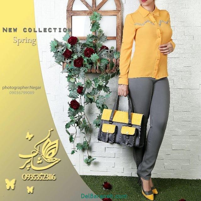 مدل کیف و کفش زنانه بهاره (13)