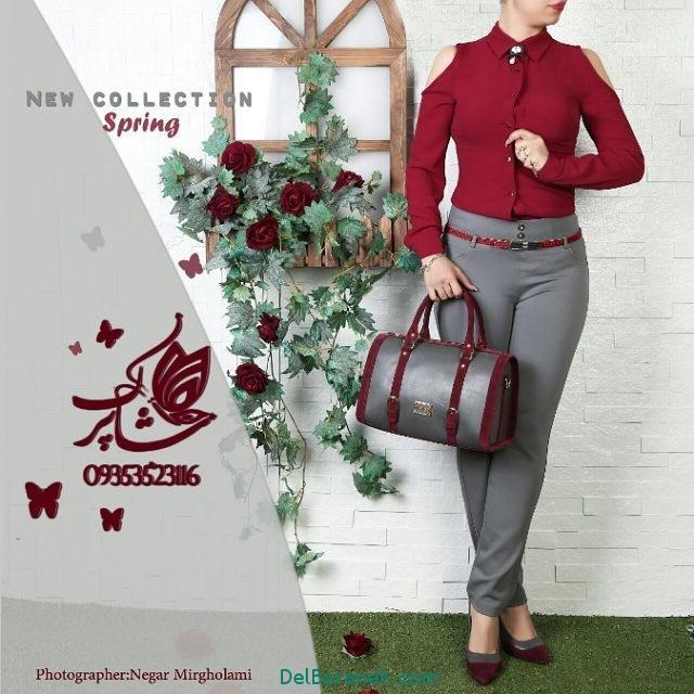 مدل کیف و کفش زنانه بهاره (15)