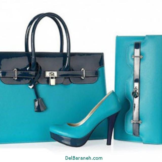 مدل کیف و کفش زنانه بهاره (34)