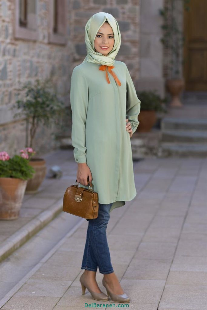1-Latest-amazing-tunic-with-hijab-2-683x1024
