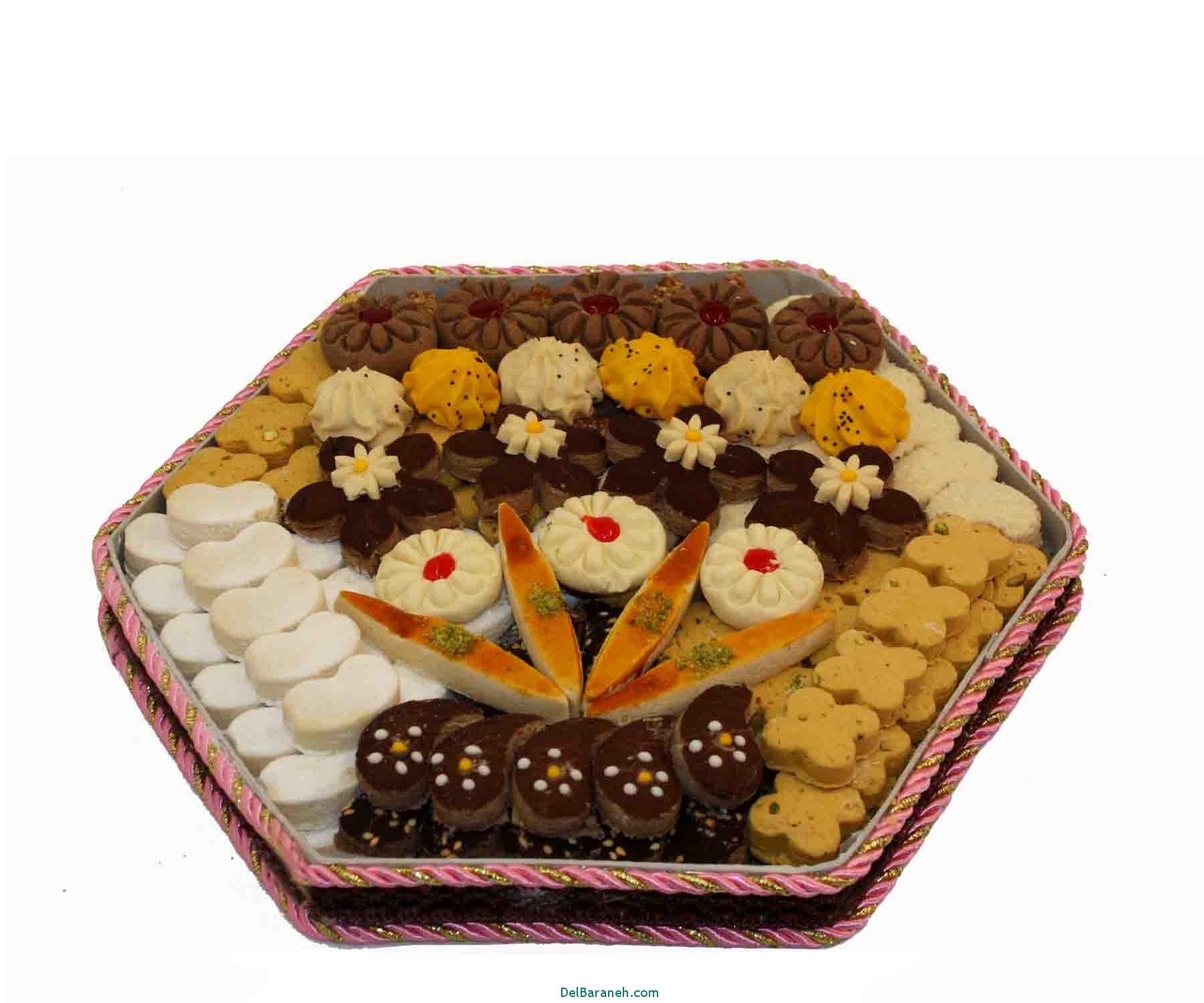 طرز تهیه شیرینی زنجفیلی ویژه عید نوروز