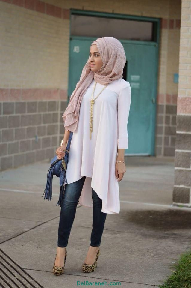 2-Latest-amazing-tunic-with-hijab-4