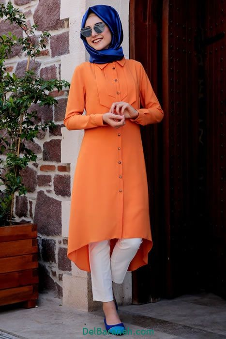 5-Latest-amazing-tunic-with-hijab-9