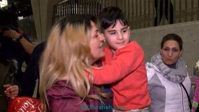 جزئیات و دلیل بازداشت کودک 5 ساله ایرانی در آمریکا +عکس