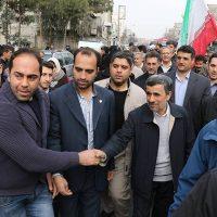 اطلاعیه احمدی نژاد درباره انتخابات ریاست جمهوری ۹۶+متن