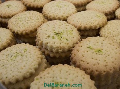 آموزش طرز تهیه شیرینی خانگی ویژه عید نوروز با فر و بدون فر خوشمزه