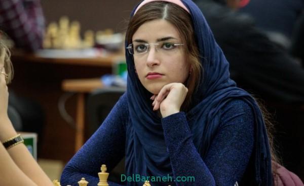 علت و ماجرای کشف حجاب درسا درخشانی شطرنج باز ایرانی