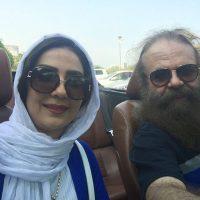 بیوگرافی سارا صوفیانی بازیگر سریال روزهای بی قراری و همسرش+عکس