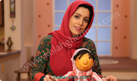 شیما بخشنده عروسک گردان جدید کلاه قرمزی (1)