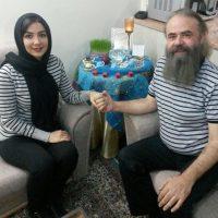 عکس های اینستاگرام سارا صوفیانی همسر امیر حسین شریفی