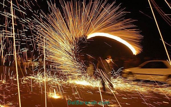 عکس پروفایل چهارشنبه سوری (8)