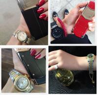 مجموعه زیبا مدل ساعت اسپرت دخترانه فانتزی و لاکچری ۹۶