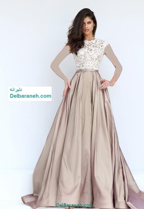 مدل لباس مجلسی بلند زنانه (15)