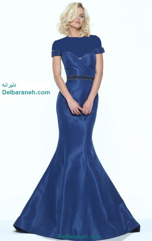 مدل لباس مجلسی بلند زنانه (17)
