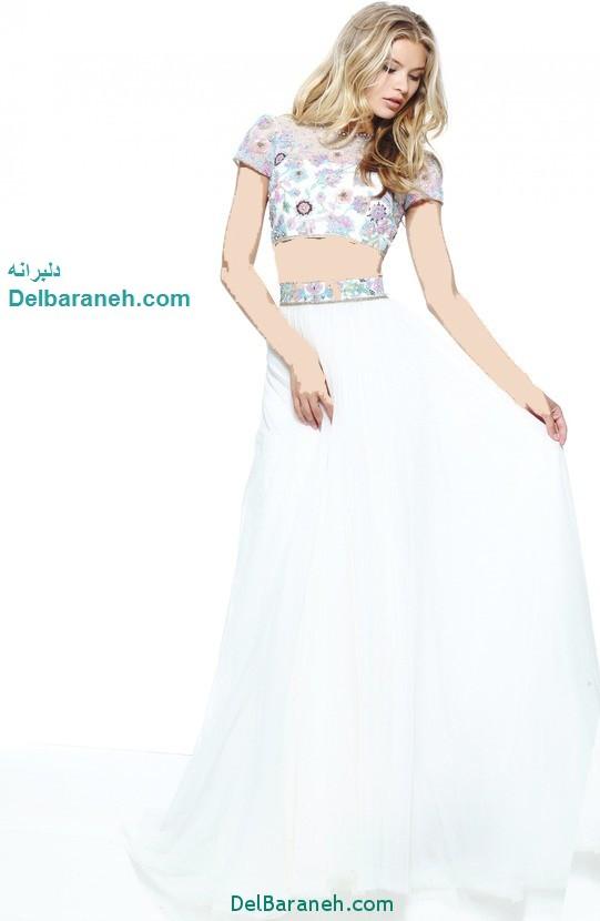 مدل لباس مجلسی بلند زنانه (6)