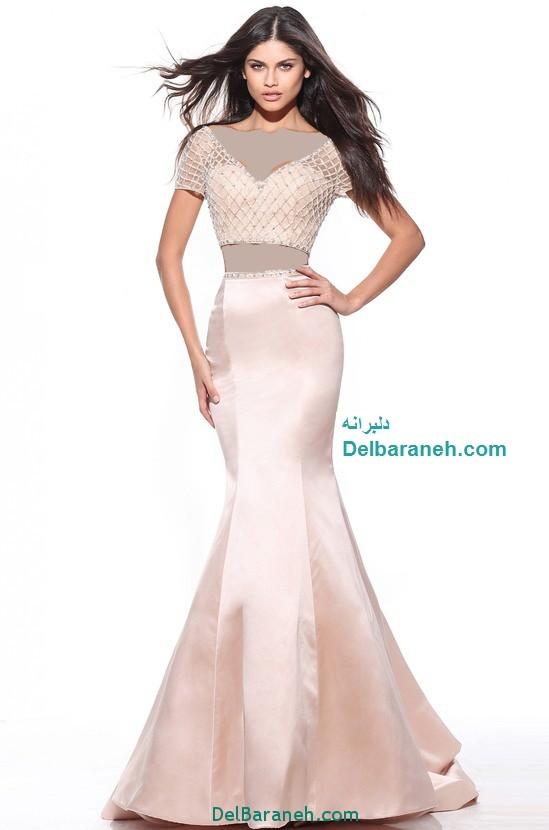 مدل لباس مجلسی بلند زنانه (7)