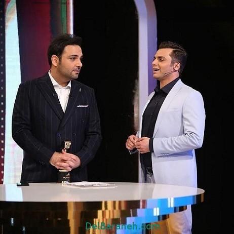 کنایه احسان علیخانی به محسن چاوشی در برنامه سه ستاره (1)