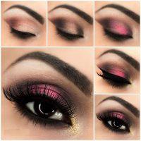 ۲۰ مدل آرایش کامل چشم بصورت مرحله به مرحله