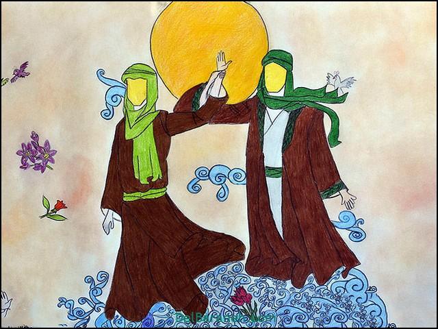 انشا عید غدیر (۴)