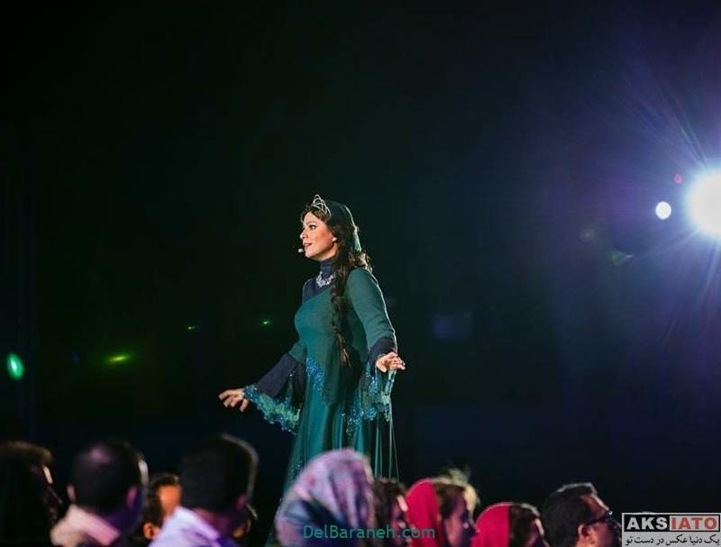 عکس های سحر دولت شاهی بهرام رادان و صابر ابر در کنسرت نمایش سی