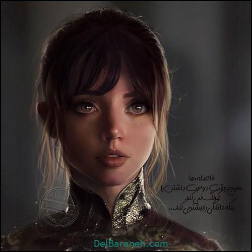 عکس پروفایل دخترانه (۱۸)