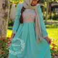مدل مانتو سنتی دخترانه (۱)