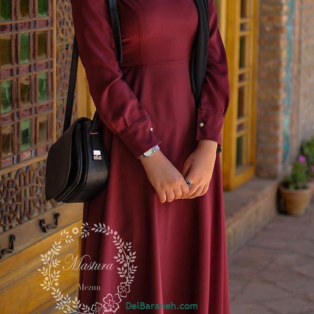 مدل مانتو سنتی دخترانه (۲)